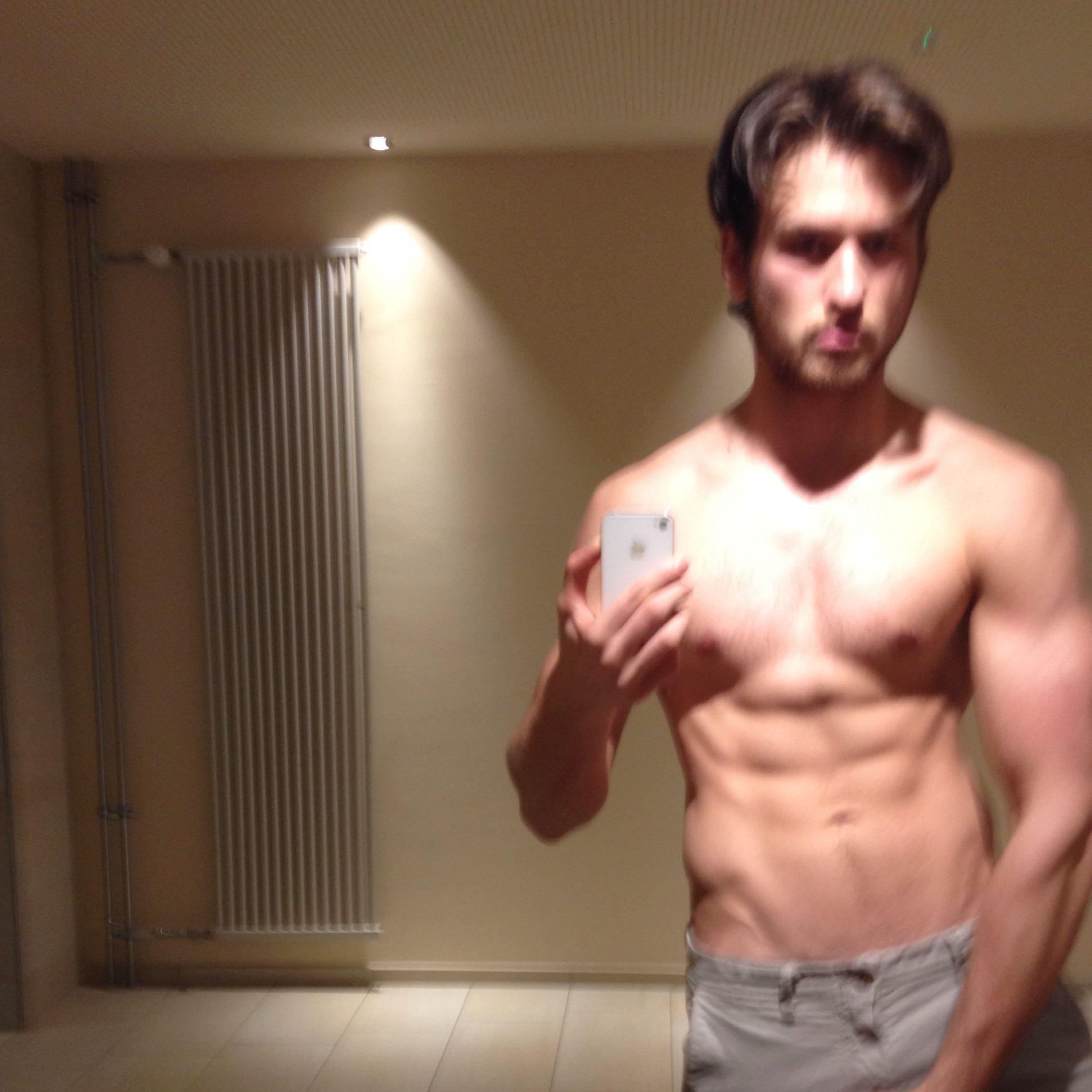 Eure Meinung zu meiner Leistung - Bodybuilding, 1 Jahr