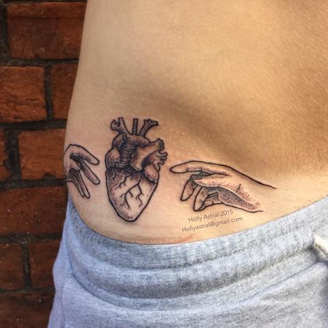 Tattoo  - (Tattoo, Herz, Symbolik)