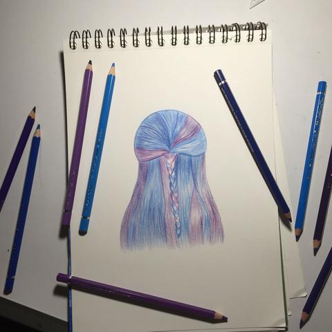 Bild 3 - (Kunst, zeichnen, Art)