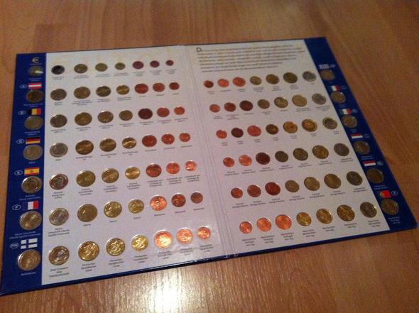 Sammelalbum - (Geld, Wert, Euro)