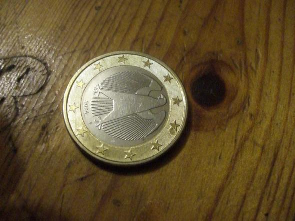 Bild 1 - (Geld, Euro, sammeln)