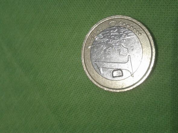 Euromünze Fehlprägung Euro Münzen