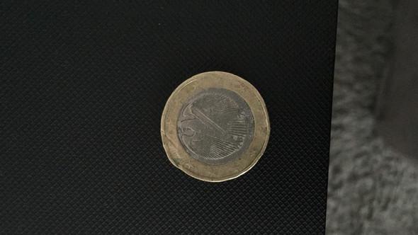 Euromünze Mit Fehldruck Euro Münzen