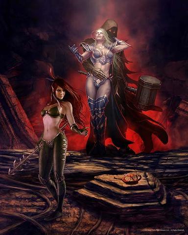Das hier  - (Dekoration, Poster, Everquest)