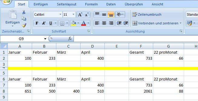 Excel Arbeitsblatt Wenn Dann : Excel wenn in einem feld eine zahl steht dann