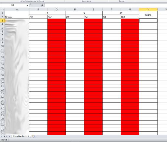 Tabelle - (Excel, google-tabellen)