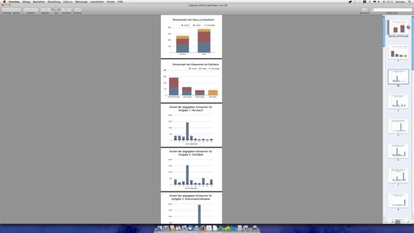 PDF - (Excel, PDF, Diagramm)