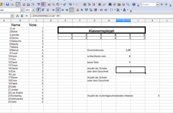 Excel Tabelle - (programmieren, Excel, Programmierung)