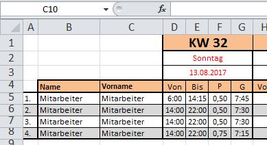 Excel von 0:15 Std. auf 0,25 Std. ändern - wie formatieren?