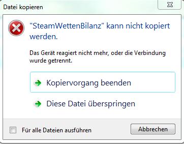 Die Fehlermeldung - (Android, Fehlermeldung, Datei)