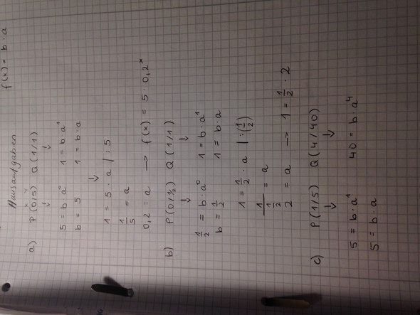 Aufgabe  - (Schule, Mathematik, lernen)