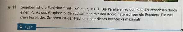 Exponentialgleichungen?