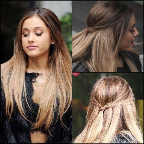 Ariana Grande - (Haare, Beauty, Frisur)