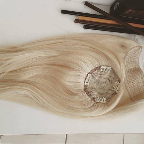 Beide Haarteile - (Haare, Friseur, Türkei)