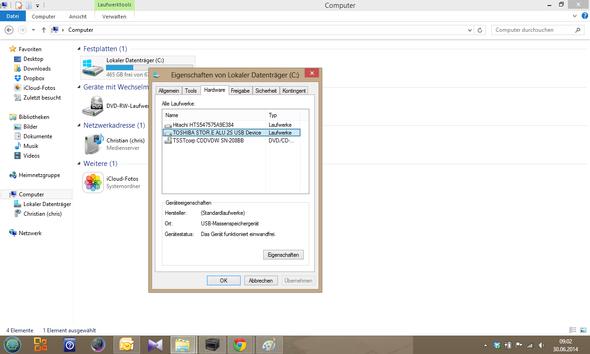 screeny - (Computer, PC, Festplatte)