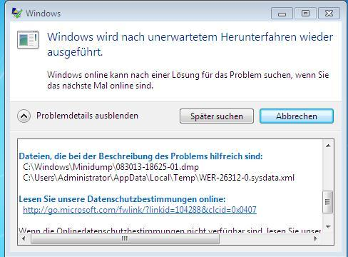 Foto2 - (Hardware, Windows 7)
