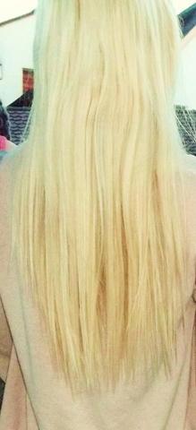 Extrem Kaputte Haare Wieder Einigermaßen Normal Bekommen Blond