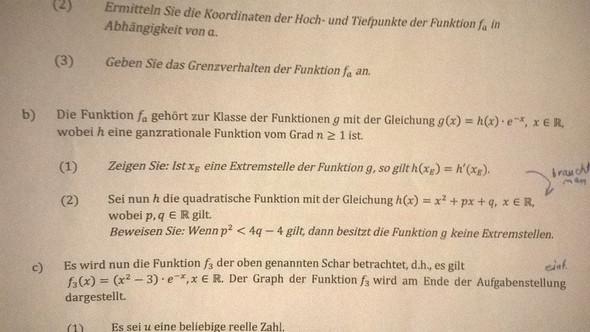 Aufgabe - (Mathe, Funktion, Aufgabe)