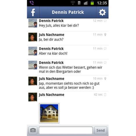 facebook messenger zuletzt online