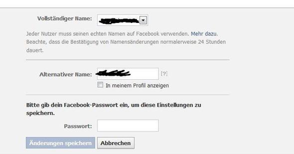 Fehler - (Internet, Facebook)