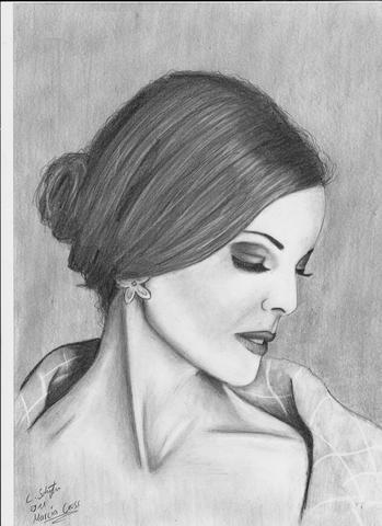 September 2011 gemalt...  - (Facebook, Kunst, zeichnen)