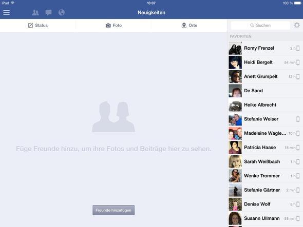 facebook zeigt keine neuigkeiten mehr nach einloggen. Black Bedroom Furniture Sets. Home Design Ideas