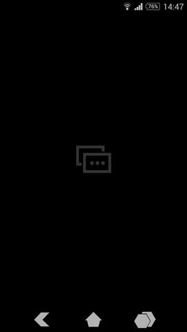 statt dem Bild,erscheint dieses Symbol auf schwarzem Hintergrund.! - (Handy, Facebook, Smartphone)