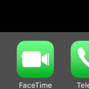Diese App meine ich - (iPhone, Apple, facetime)