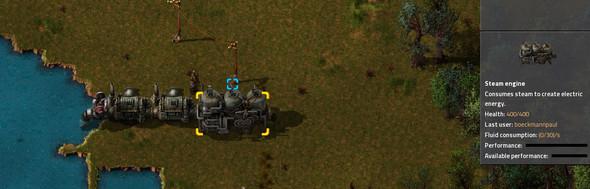 Factorio Stromproduktion?