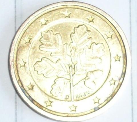 2 Cent - (Geld, Fehler, sammeln)
