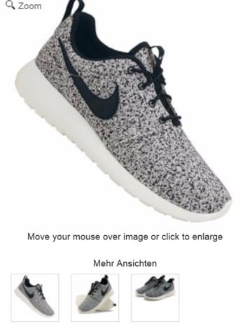 Falschung Oder Original Nike Roshe Run Schuhe