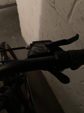 Fahrrad Gangschaltung 21 Gänge bei 4 Hebeln?