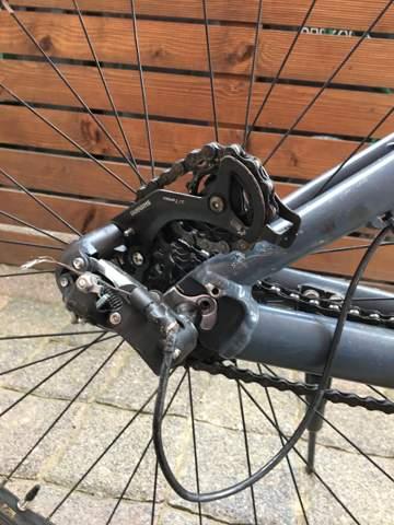 Fahrrad Gangschaltung kaputt?