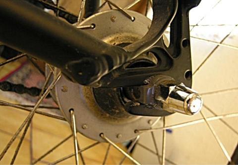 Andere Seite - (Fahrrad, Rad)