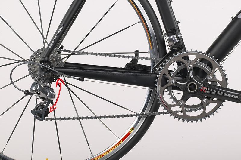 fahrrad schaltwerk blockiert kette raus wie wieder richtig drauf machen freizeit sport. Black Bedroom Furniture Sets. Home Design Ideas