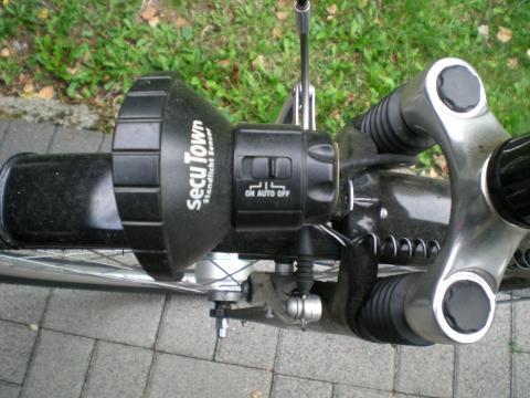 - (Fahrrad)