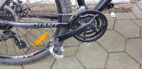 fahrradkette kürzen