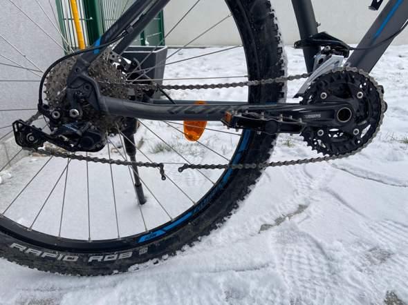 Fahrradkette zu kurz?