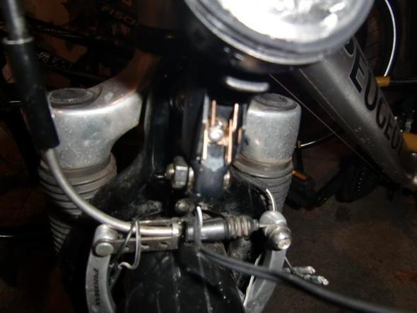 Kabel2 - (Freizeit, Fahrrad, defekt)