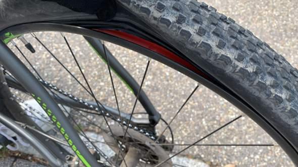 Fahrradplatten dringend Hilfe?
