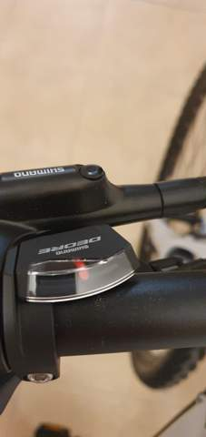 Fahrradschaltung ohne genaue Anzeige?