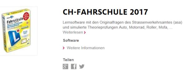 Fahrschule 2017 - (Auto, Fahrschule, Theorieprüfung)