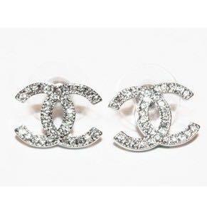 Chanel look alike ohrringe