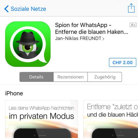 WhatsApp: Nachrichten lesen, ohne online zu gehen