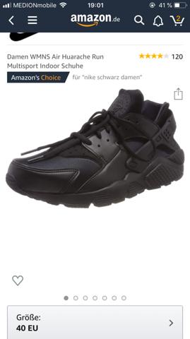 Fallen die Schuhe klein aus Nike? (Größe, shoppen, Amazone)