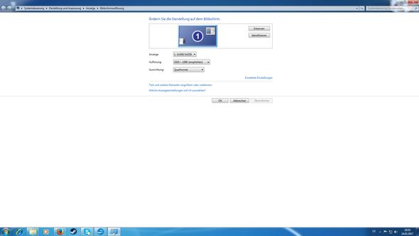 Einstellung - (Grafikkarte, Windows 7, Treiber)
