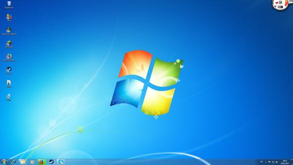 Desktop - (Grafikkarte, Windows 7, Treiber)