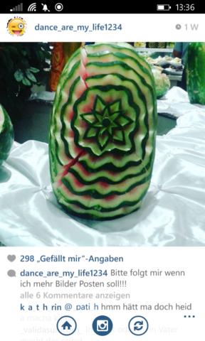 Das Bild - (Instagram, Likes)