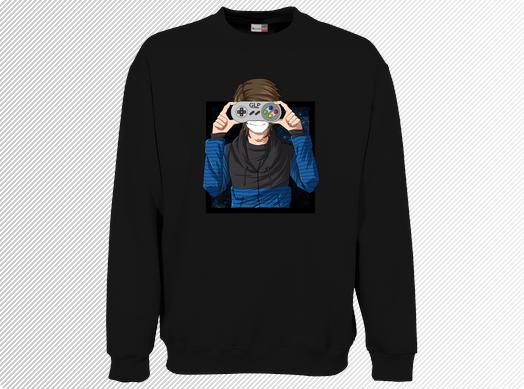 GLP Sweatshirt <3 - (Youtube, Größe, laufen)