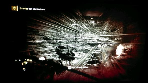 Strahlen - (PC, grafikfehler, Far Cry4)